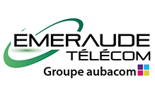 EMERAUDE TELECOM intègre le groupe AUBACOM