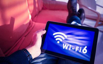La norme Wi-Fi 6 sur Aubagne : quelles sont les améliorations pour les entreprises ?